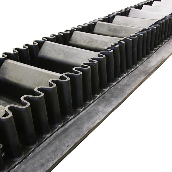 Corrugated Sidewall Conveyor Belt Featured Image