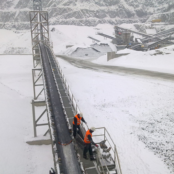 Cold Resistant Conveyor Belt Featured Image